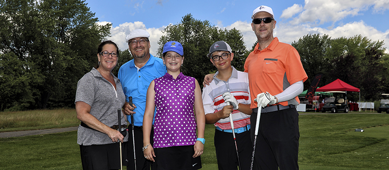 Golf Classic: August 7, 2017