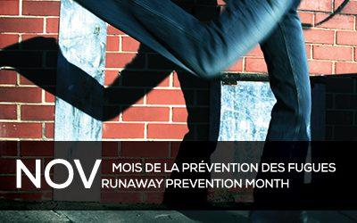 Prévention des fugues