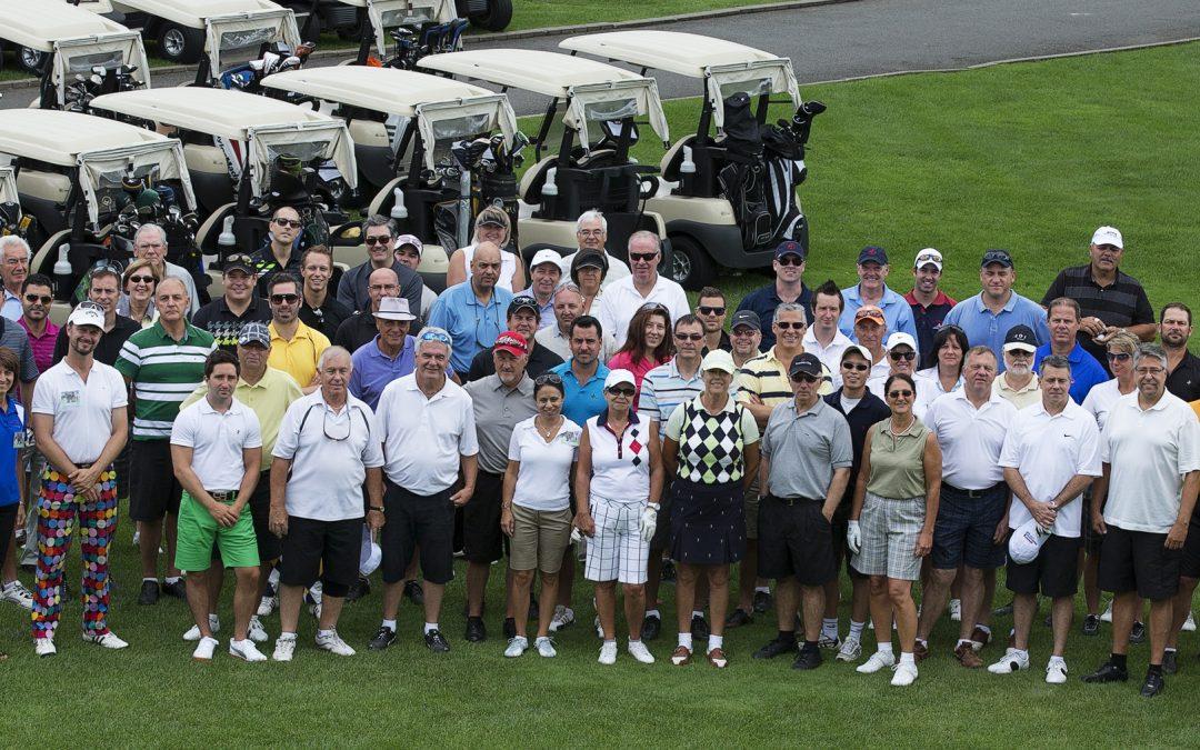 Classique de golf annuelle – Club de golf Hillsdale