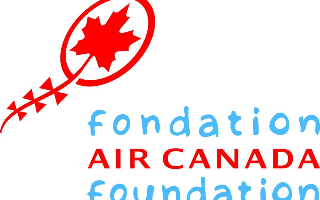 La Fondation Air Canada aide à contrer l'exploitation sexuelle chez les jeunes au Québec!