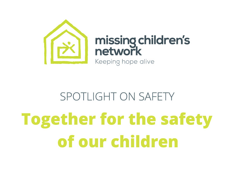 Spotlight on safety – Together for the safety of our children – Volume 15